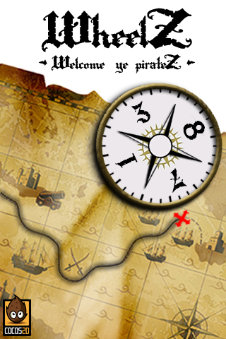 Screenshot Pirate WheelZ