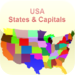 USA States and Capitals