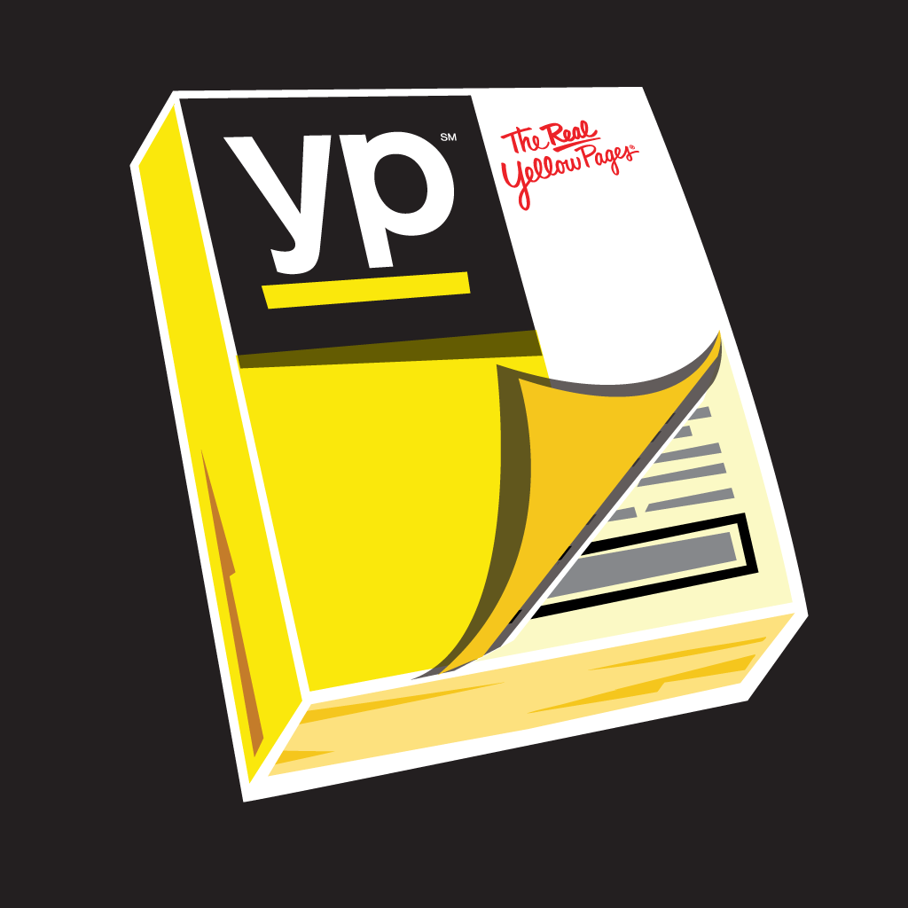 Yellow Pages Icon The gallery for -->...